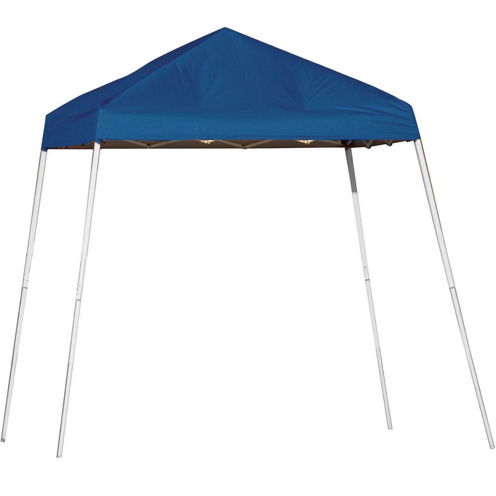 ShelterLogic Slanted Leg 8 x 8 Pop Up Canopy Tent in Canopies